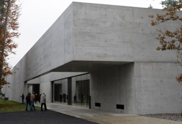 Dokumentationszentrum der Gedenkstätte Bergen-Belsen