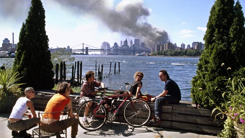 Thomas Höpker 11. September Anschlag World Trade Center
