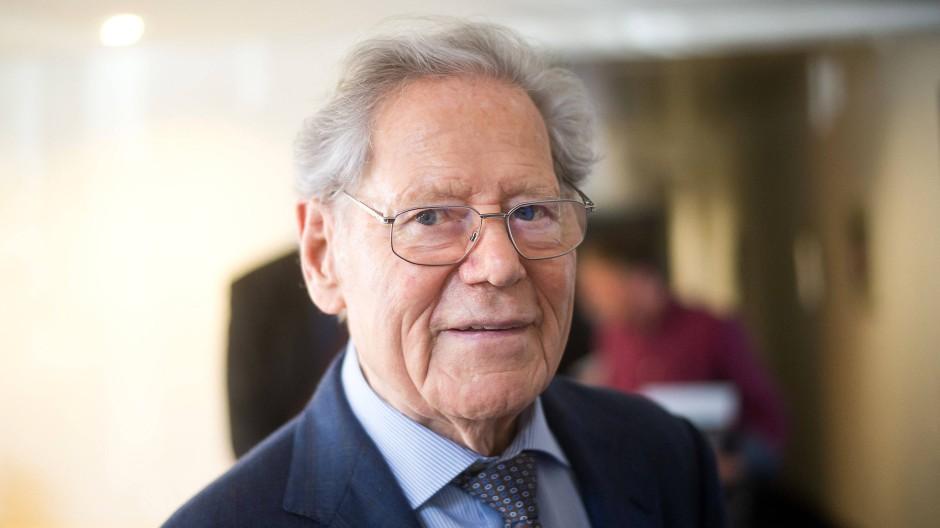 Hans Küng (19. März 1928 - 6. April 2021)