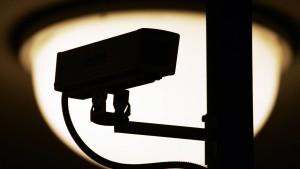 Die totale  Überwachung