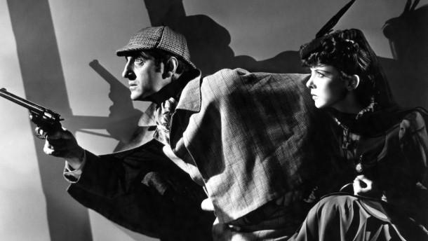 Sherlock Holmes gegen Superman