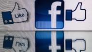 Welche Daten Cambridge Analytica von Facebook genommen hat, ist unklar - ein paar Likes helfen beim Profiling jedenfalls schon weiter.