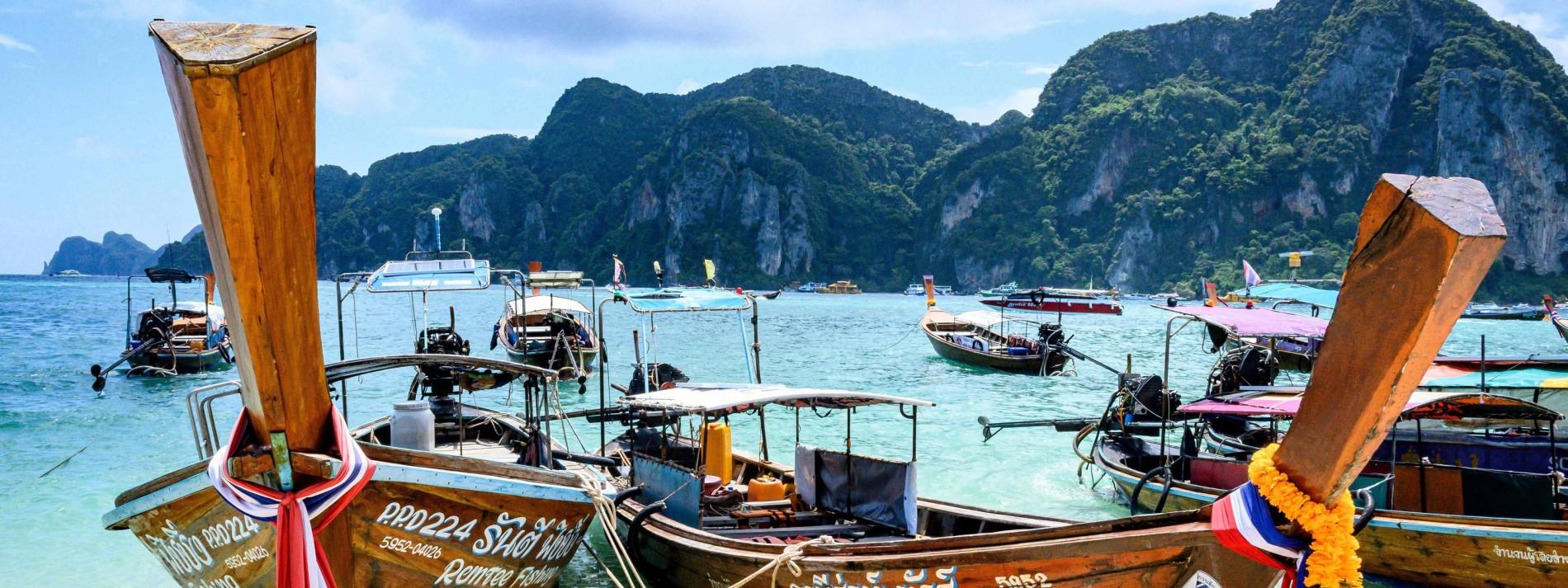 Thailand öffnet Grenzen für geimpfte Flugreisende aus dem Ausland