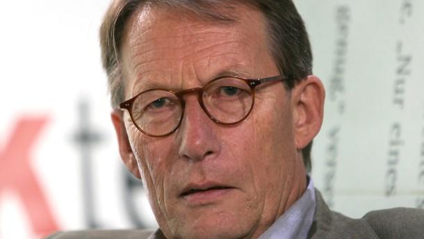 Friedrich Christian Delius erhält Büchner-Preis