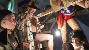 Münchner Baal von der Bühne verbannt