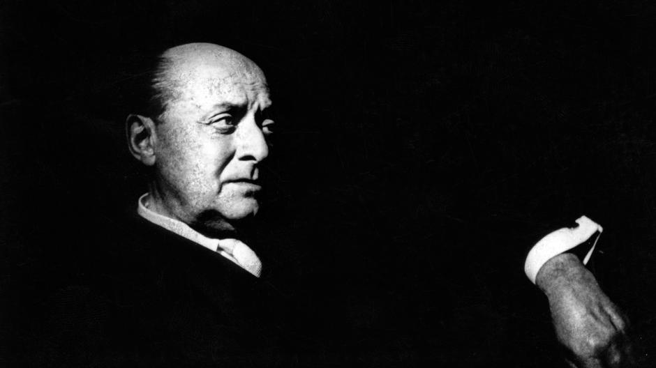 """Thomas Huber liest """"Aprèslude"""" von Gottfried Benn"""