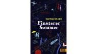 """Martina Wildner: """"Finsterer Sommer"""". Verlag Beltz & Gelberg, Weinheim 2016. 237 S., geb., 12,95 €. Ab 11 J."""