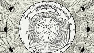 Unter der Eiskugel des Mondes schlug die Stunde der Kosmotechnik