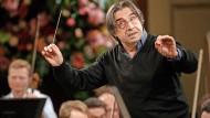 Welt- und Seelentheater: Riccardo Muti im Wiener Musikverein