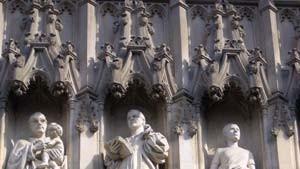 Bonhoeffer britisch: Sein Platz an der Abtei von Westminster