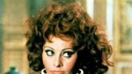 Gold von Neapel: Sophia Loren wird siebzig