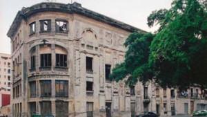 Versammlung der Geister in Castros Ruinen