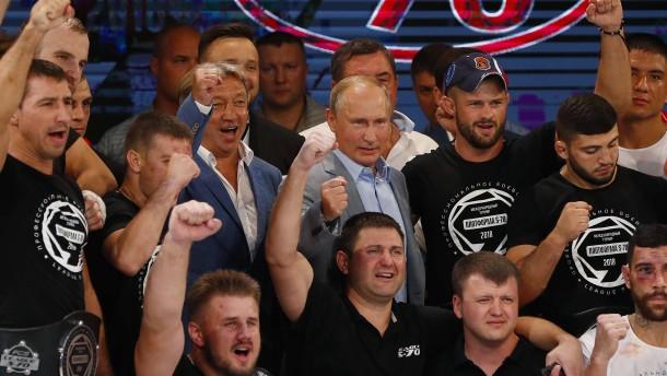 Putin sprengt die Blockade
