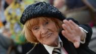 Gisela May, hier auf einem Foto aus dem Jahr 2012, wird neunzig.