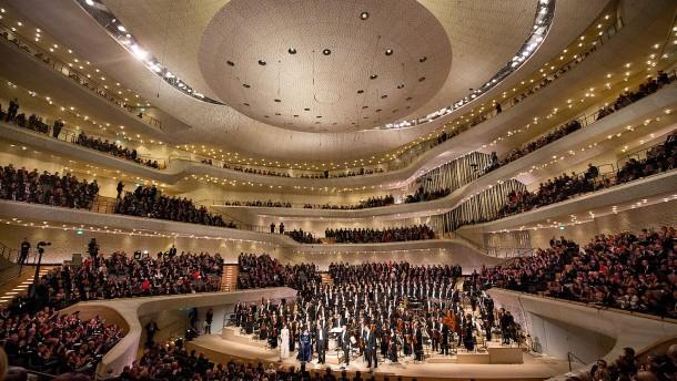 Dieser Konzertsaal kennt keine Gnade