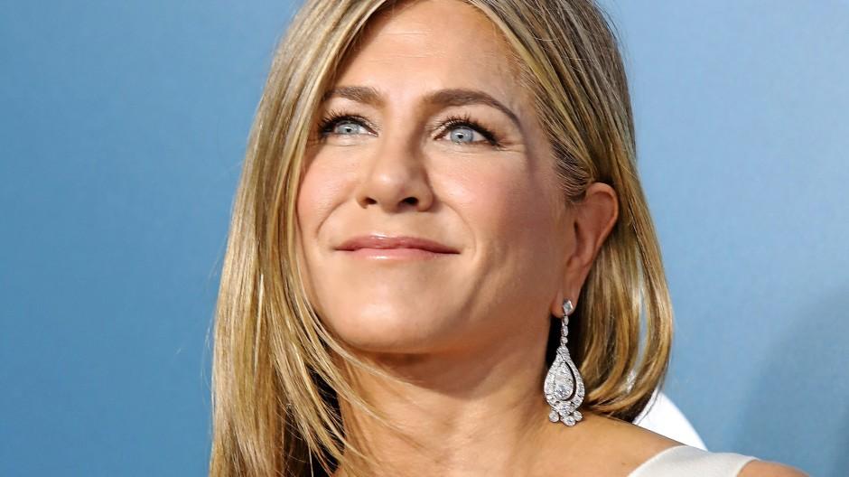 Natürliche Hilfsmittel fürs Haar: Jennifer Aniston