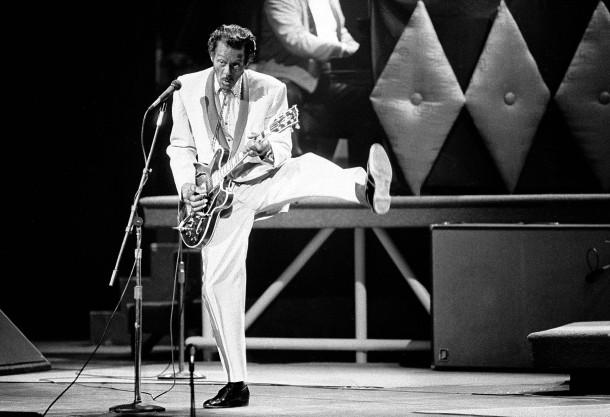 Bilderstrecke Zu Chuck Berry Ist Gestorben Ziehvater Des Rock N