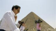 Auf dem Weg in die Unesco: Der ägyptische Kulturminister Faruk Hosni kandidiert für den Posten des Generalsekretärs