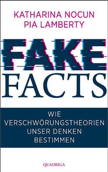 """Katharina Nocun und Pia Lamberty: """"Fake Facts""""."""