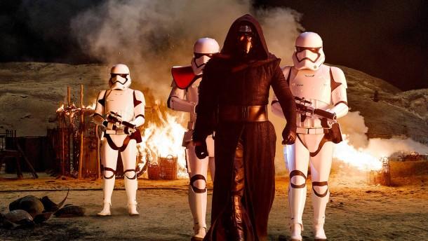 """""""Star Wars"""" weiter auf Rekordkurs"""