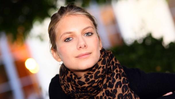 Melanie Laurent bei einem Fotocall zu ihrem neuen Film  Les Adoptes in Lille