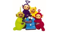 Kinder und Kindeskinder: Zu den Teletubbies haben sich die Tiddlytubbies gesellt