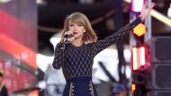 Taylor Swift schlägt neue Töne an: In Zukunft ohne mich.