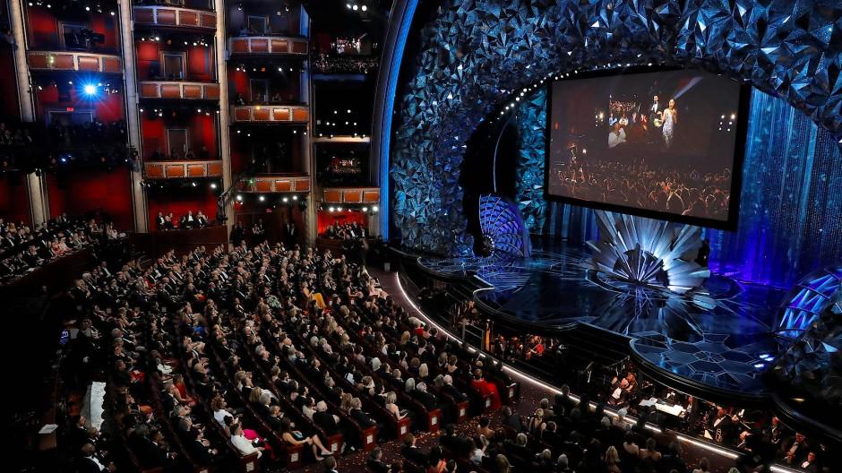 So voll wie noch 2018 wird das Dolby Theatre in diesem Jahr nicht.