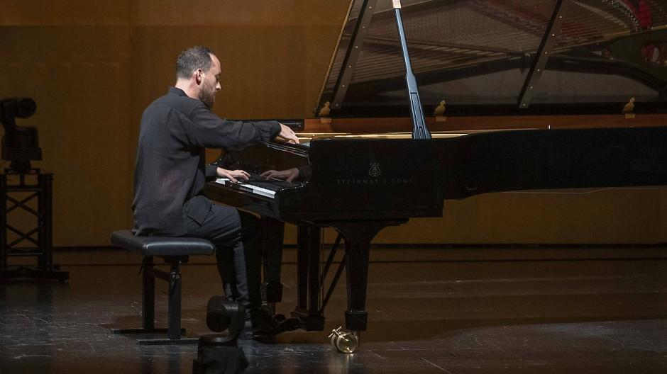 Igor Levit im Haus für Mozart in Salzburg
