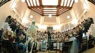 Mediziner-Vorlesung in Halle-Wittenberg