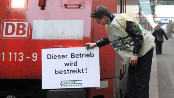 Streik am Freitag - Berliner S-Bahn fährt