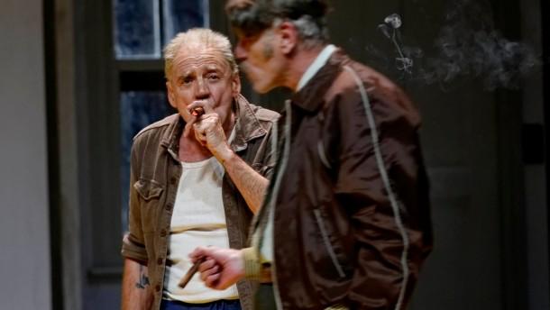 Le Retour de Harold Pinter, mise en scène Luc Bondy