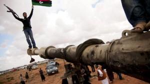 Die Militärintervention gegen Gaddafi ist illegitim