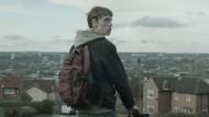 """George MacKay spielt die Hauptrolle in """"Bypass"""", einem der Höhepunkte der Seitensektion """"Orizzonti"""" beim Filmfestival von Venedig."""