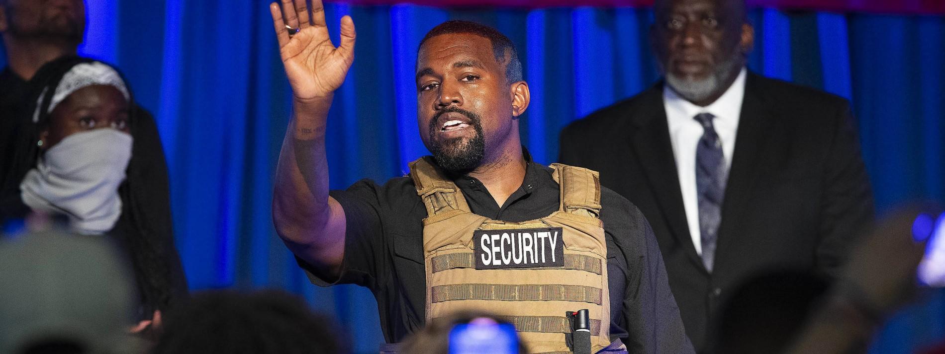Der Rapper, der Biden schaden will
