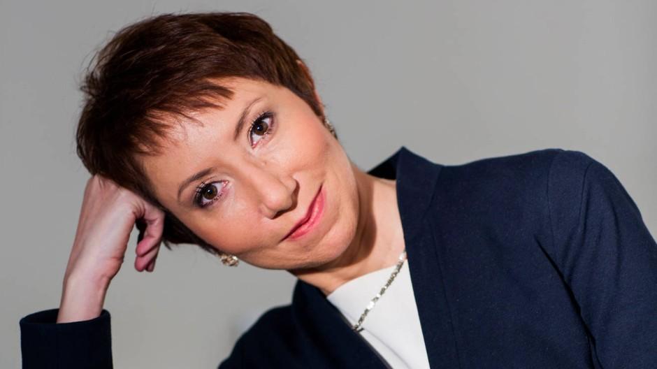 Warum tendieren wir zu einer engen Auslegung des Islams, wenn wir eine viel großzügigere haben könnten? Shereen El Feki vor kurzem in Berlin