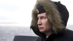 Die Entwürdigung der russischen Bürger