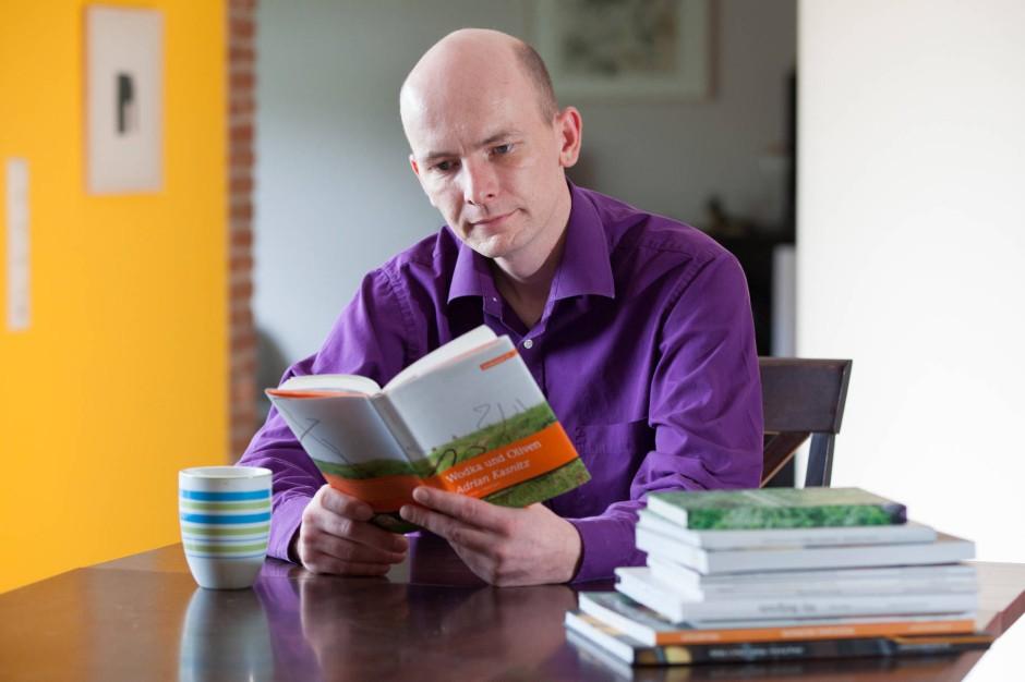 Er will nicht mehr mit Amazon zusammenarbeiten: der Verleger Christopher Schroer.