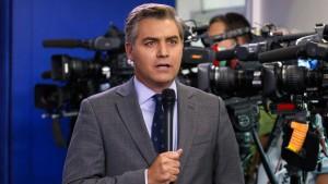 CNN verklagt das Weiße Haus
