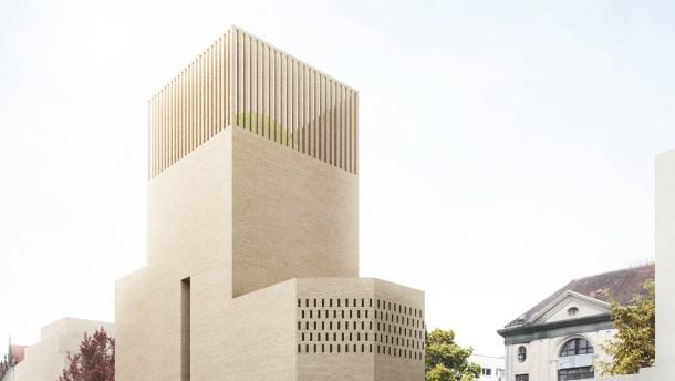Lessings Ringparabel wird Architektur