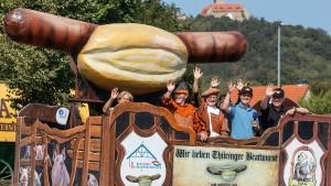 Als das Deutsche Bratwurstmuseum auf ein KZ-Gelände ziehen sollte