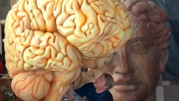 Ohne Gehirn kein Denken