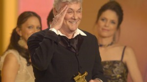 Goldene Kamera an Tony Curtis und Jack Nicholson verliehen