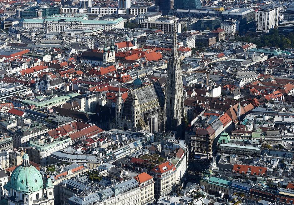 Die Wiener Innenstadt ist als Welterbe anerkannt. Doch die Pläne für den Luxuswohnturm bedrohen diesen Status.