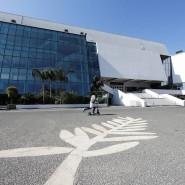Der Festivalpalast von Cannes in Zeiten der Coronakrise