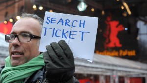 Berlinale 2012 - Looking for a ticket..