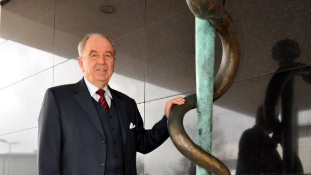Vorstandsvorsitzender Ungethüm Aesculap