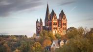 Früher in jeder Brieftasche gern gesehen: Der Limburger Dom, einst abgebildet auf dem Tausend-Mark-Schein