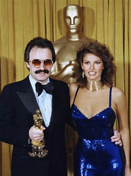 Giorgio Moroder, Raquel Welch