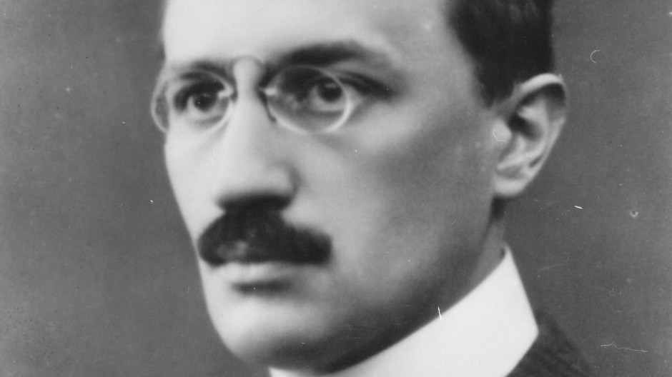Oskar Loerke (1884 bis 1941)